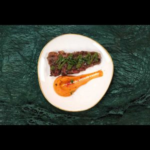 GRILLED WAGYU BEEF SIRLOIN STEAK